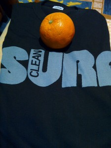 naranja surf and clean
