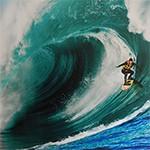 Ramon Navarro orgullo de Pichilemu, vida y oceano surf and clean